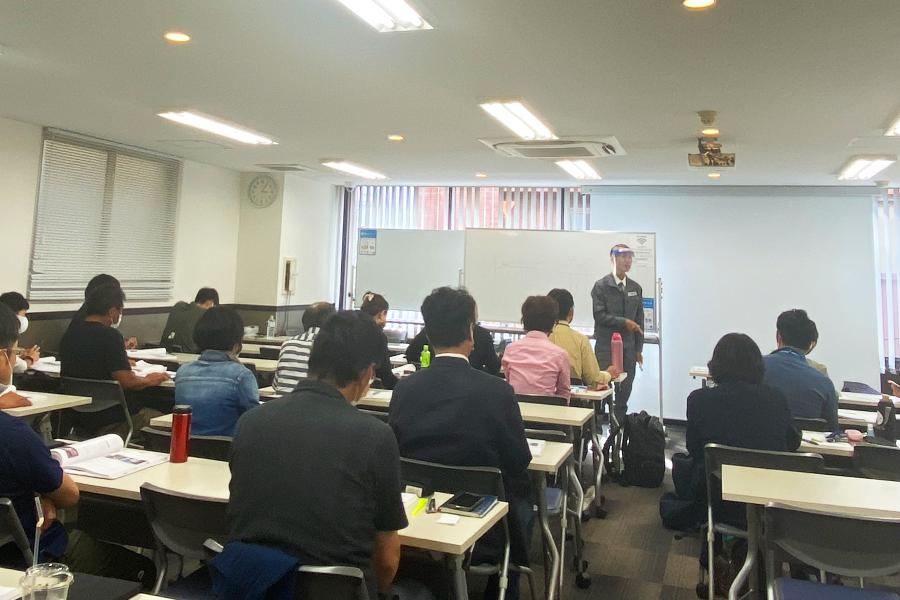 名古屋自然災害調査士講習